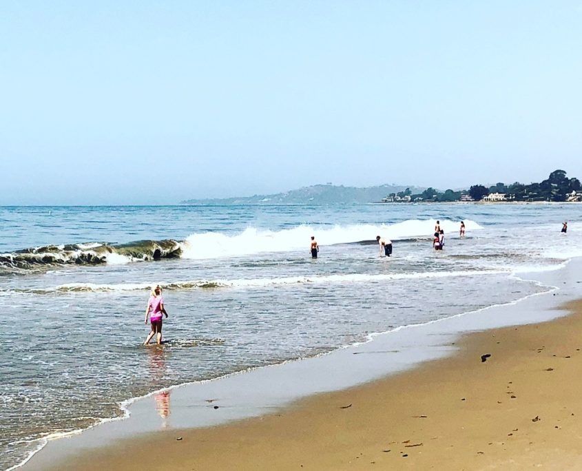 Goleta Beach July 2018